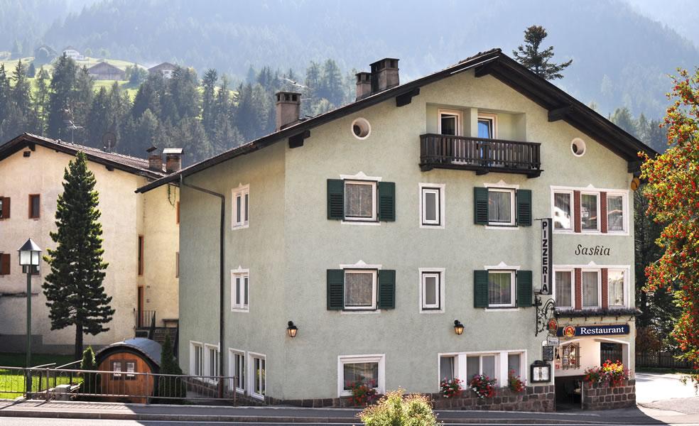 Ristorante Pizzeria Saskia - Ortisei - Val Gardena - Dolomiti - Italia